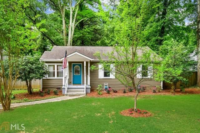 1625 Cecile Ave, Atlanta, GA 30316 (MLS #8793928) :: Bonds Realty Group Keller Williams Realty - Atlanta Partners