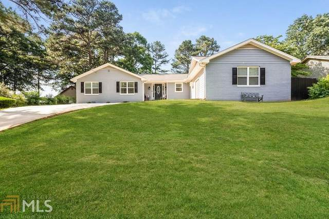 1690 Sundale Rd, Lawrenceville, GA 30046 (MLS #8793997) :: Bonds Realty Group Keller Williams Realty - Atlanta Partners