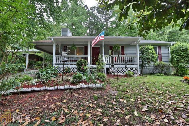 1195 Wood Valley Rd None, Cumming, GA 30041 (MLS #8794025) :: The Durham Team