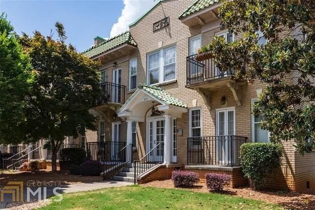 1034 Virginia Ave #6, Atlanta, GA 30306 (MLS #8794145) :: Lakeshore Real Estate Inc.