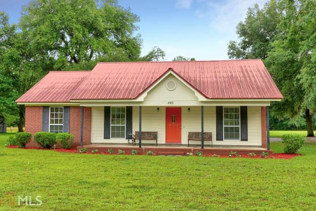 845 Goshen Rd, Rincon, GA 31326 (MLS #8794282) :: Military Realty