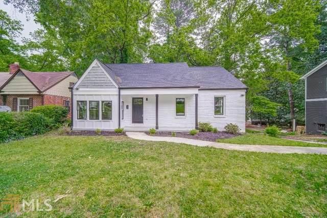 1834 S Gordon Street Sw, Atlanta, GA 30310 (MLS #8794297) :: Anderson & Associates