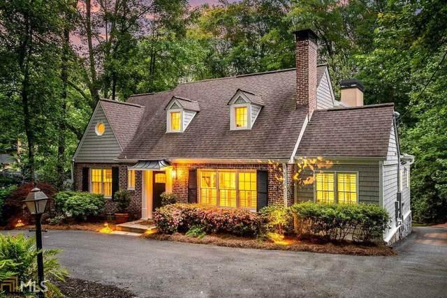 3837 Peachtree Dunwoody Rd, Atlanta, GA 30342 (MLS #8794301) :: Buffington Real Estate Group