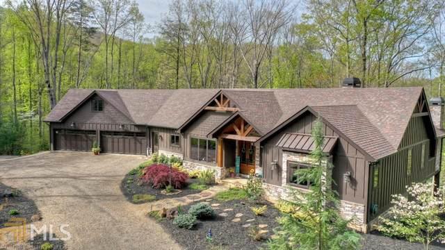 244 Wilderness Way, Ellijay, GA 30536 (MLS #8794305) :: Bonds Realty Group Keller Williams Realty - Atlanta Partners