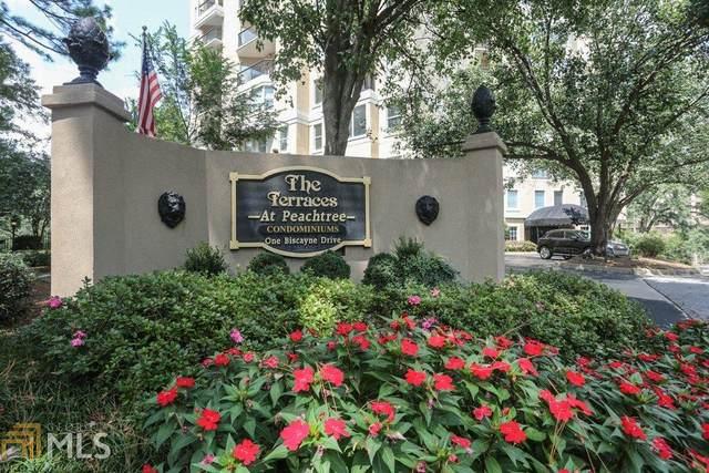 1 Biscayne Dr #207, Atlanta, GA 30309 (MLS #8794325) :: Lakeshore Real Estate Inc.