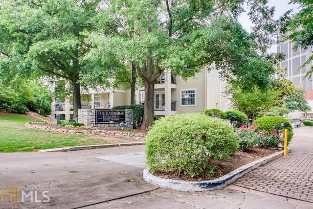 3655 Habersham Road Ne #234, Atlanta, GA 30305 (MLS #8794354) :: Lakeshore Real Estate Inc.