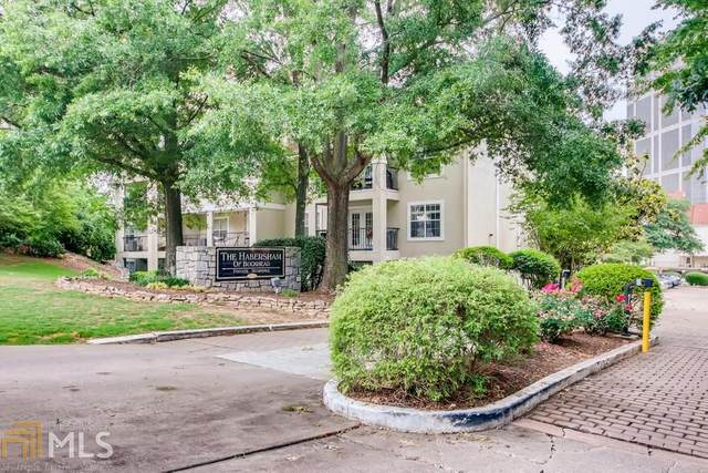 3655 Habersham Road Ne #234, Atlanta, GA 30305 (MLS #8794354) :: Buffington Real Estate Group