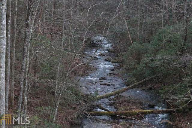 0 St Andrews Way Lot 166, Ellijay, GA 30536 (MLS #8794382) :: The Durham Team