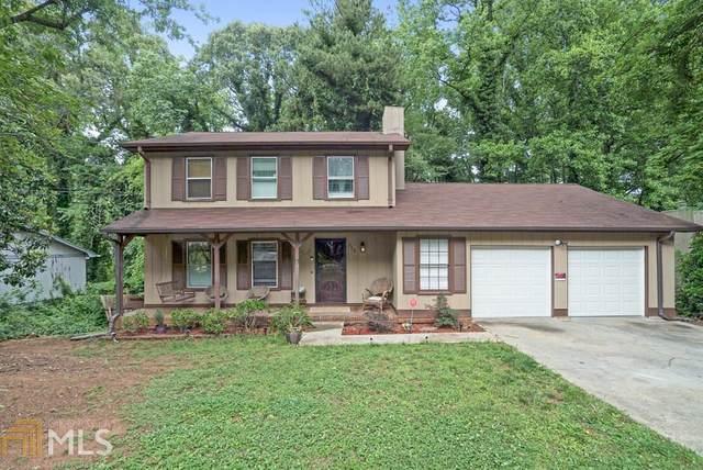 513 Rockborough Terrace, Stone Mountain, GA 30083 (MLS #8794383) :: Lakeshore Real Estate Inc.