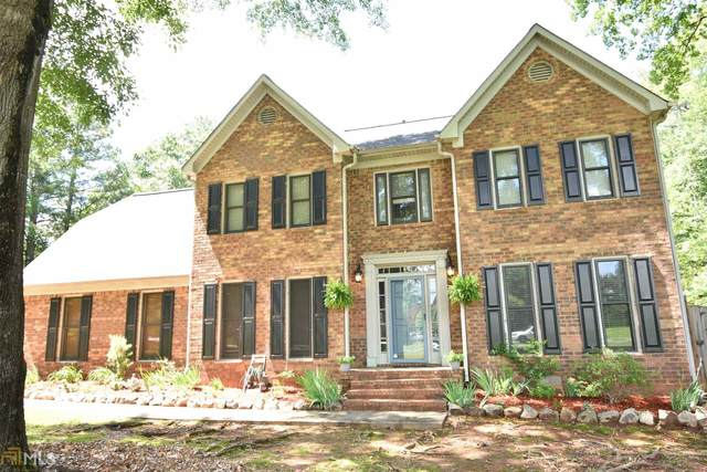 100 Sweet Briar Trl, Fayetteville, GA 30215 (MLS #8794402) :: Bonds Realty Group Keller Williams Realty - Atlanta Partners