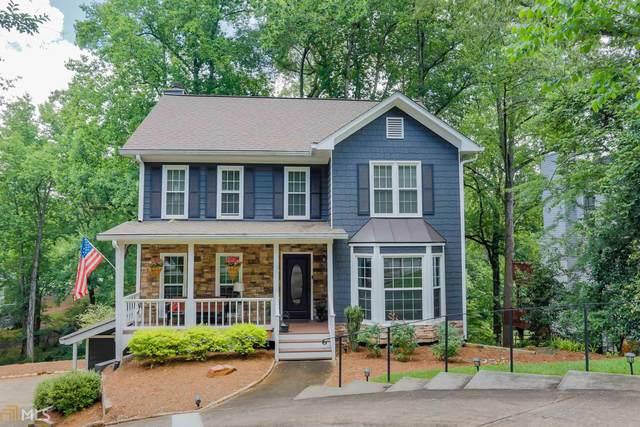 332 Justin Drive, Woodstock, GA 30188 (MLS #8794415) :: Bonds Realty Group Keller Williams Realty - Atlanta Partners