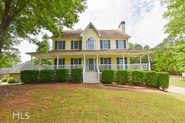 100 Abbington Way, Douglasville, GA 30134 (MLS #8794470) :: Buffington Real Estate Group