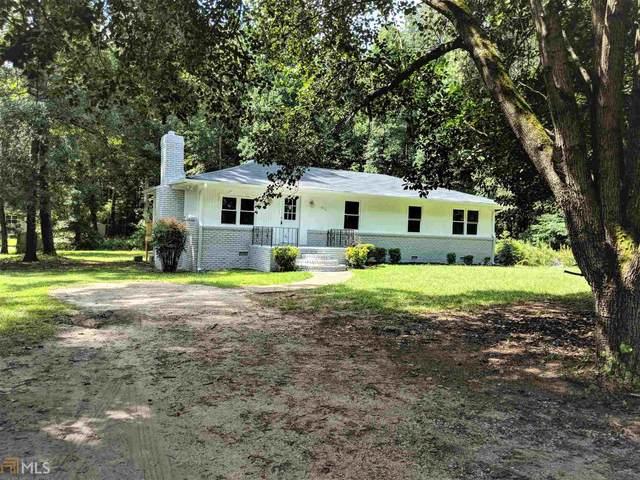 616 Inman Rd, Fayetteville, GA 30215 (MLS #8794489) :: Athens Georgia Homes