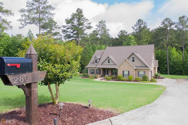 280 Lace, Fayetteville, GA 30215 (MLS #8794499) :: The Heyl Group at Keller Williams