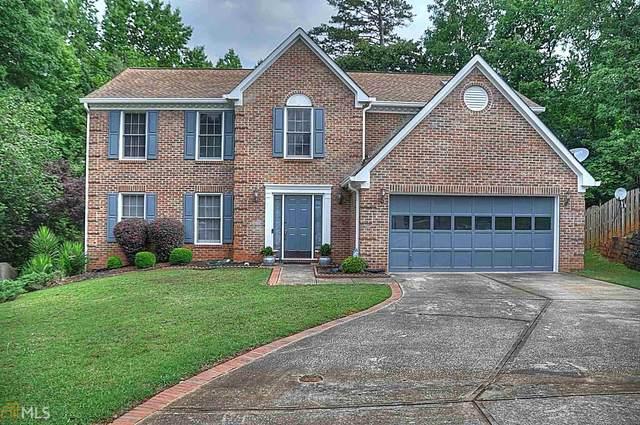 4894 Glenbrooke Close, Stone Mountain, GA 30088 (MLS #8794513) :: Athens Georgia Homes