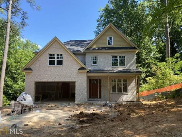 1812 Jan Hill Ln, Atlanta, GA 30329 (MLS #8794527) :: Lakeshore Real Estate Inc.