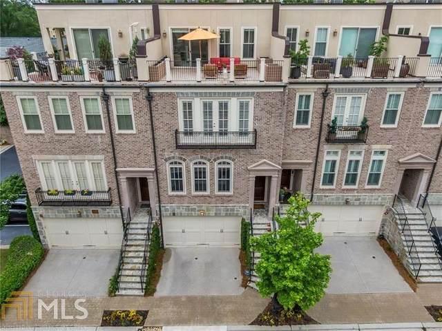 58 Sheridan Drive #6, Atlanta, GA 30305 (MLS #8794551) :: Lakeshore Real Estate Inc.