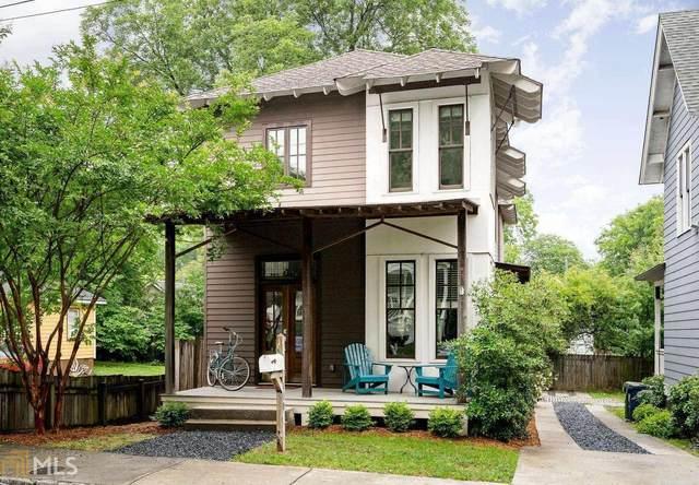 100 Chester Ave, Atlanta, GA 30316 (MLS #8794605) :: Athens Georgia Homes