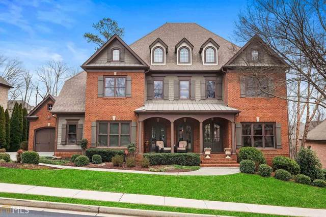 8820 Colonial Pl, Duluth, GA 30097 (MLS #8794621) :: The Heyl Group at Keller Williams