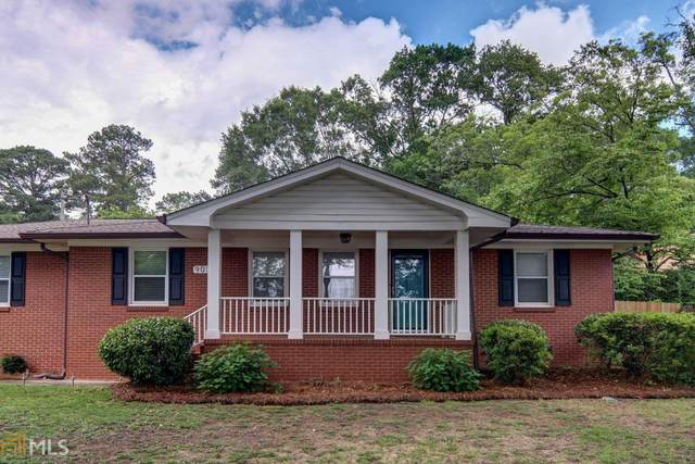 903 College Ave, Conyers, GA 30012 (MLS #8794622) :: Buffington Real Estate Group