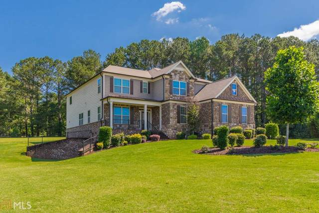 110 Garrison Pt, Fayetteville, GA 30215 (MLS #8794628) :: The Heyl Group at Keller Williams