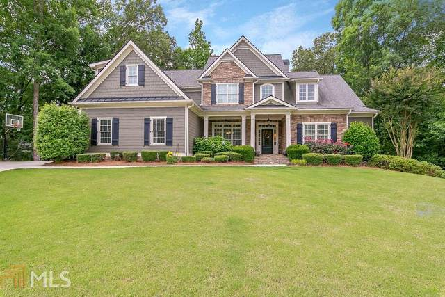 603 Chestatee Creek Drive Nw, Acworth, GA 30101 (MLS #8794634) :: RE/MAX Eagle Creek Realty
