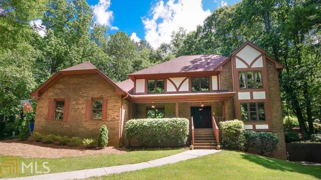 6036 Millstone Run, Stone Mountain, GA 30087 (MLS #8794721) :: The Heyl Group at Keller Williams