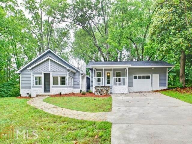 6444 Brownsville Rd, Lithia Springs, GA 30122 (MLS #8794767) :: Buffington Real Estate Group