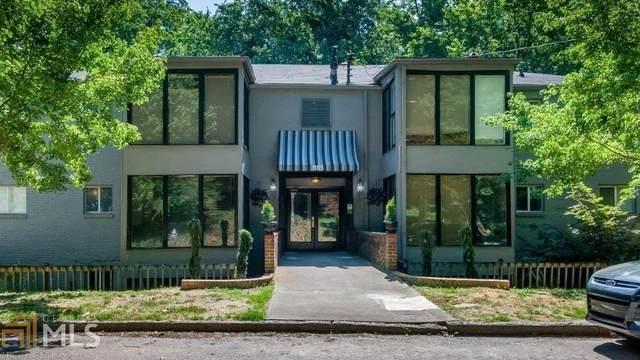 885 Glendale Terrace Ne A3, Atlanta, GA 30309 (MLS #8794856) :: The Durham Team