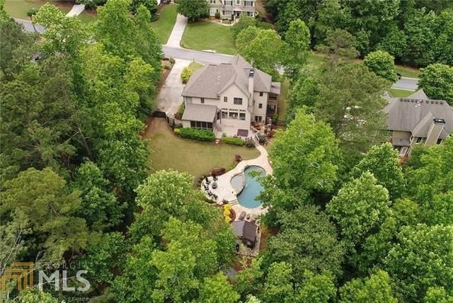 120 Lathems Mill, Ball Ground, GA 30107 (MLS #8794882) :: RE/MAX Eagle Creek Realty