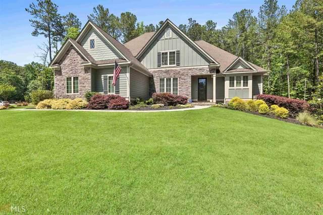 349 Beverly Farms, Sharpsburg, GA 30277 (MLS #8794884) :: Tim Stout and Associates