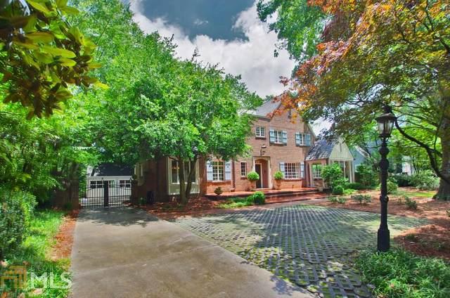1466 N Decatur Road Ne, Atlanta, GA 30306 (MLS #8794893) :: RE/MAX Eagle Creek Realty