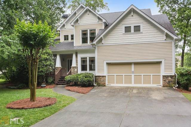 2610 Old Roswell Rd, Smyrna, GA 30080 (MLS #8794918) :: Crown Realty Group