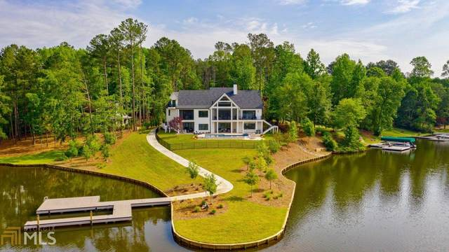 1410 Winged Foot Dr, Greensboro, GA 30642 (MLS #8794924) :: The Heyl Group at Keller Williams