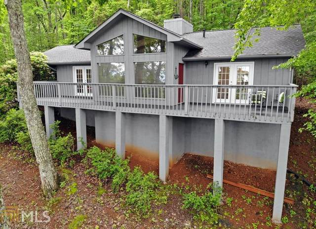 799 Ramey Mountain Rd, Hiawassee, GA 30546 (MLS #8794929) :: The Durham Team