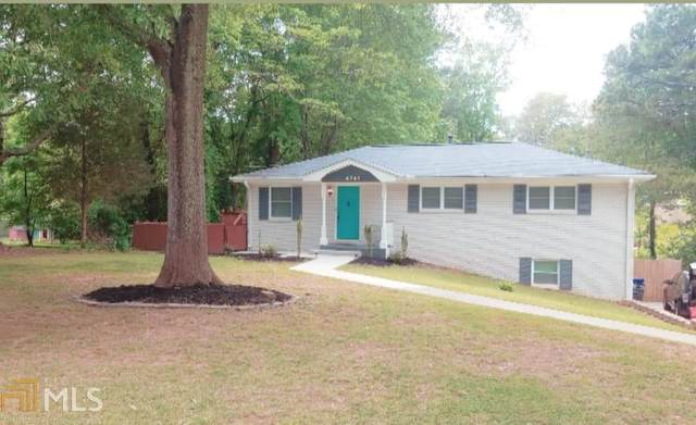 4741 Kings Hwy, Douglasville, GA 30135 (MLS #8794941) :: Athens Georgia Homes