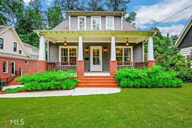 78 Clarendon Ave, Avondale Estates, GA 30002 (MLS #8795016) :: RE/MAX Eagle Creek Realty