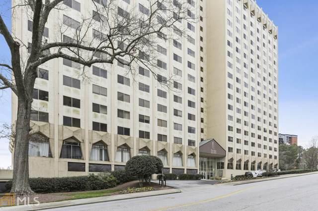 2479 Peachtree Rd #516, Atlanta, GA 30305 (MLS #8795034) :: Athens Georgia Homes
