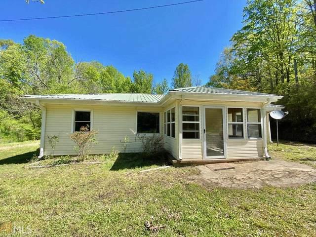 663 Kelly Mountain Rd, Clarkesville, GA 30523 (MLS #8795048) :: The Heyl Group at Keller Williams