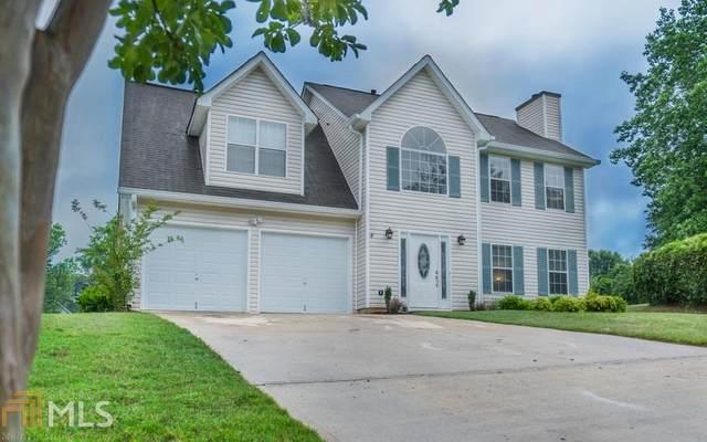 6520 Manor Creek Drive, Douglasville, GA 30135 (MLS #8795086) :: Athens Georgia Homes