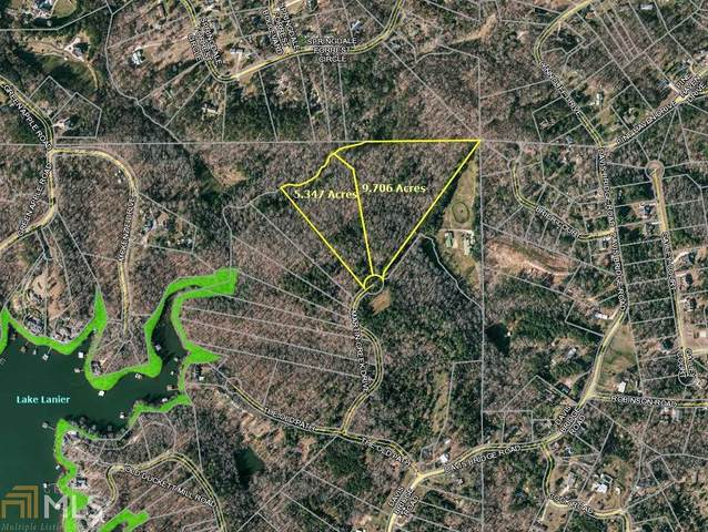 3545 Martin Creek Drive, Gainesville, GA 30506 (MLS #8795100) :: The Heyl Group at Keller Williams
