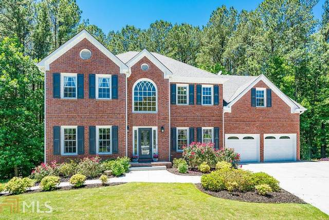 587 Braidwood Circle Nw, Acworth, GA 30101 (MLS #8795130) :: RE/MAX Eagle Creek Realty
