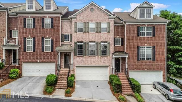 132 Wetherbrooke Lane #3, Smyrna, GA 30082 (MLS #8795140) :: Crown Realty Group