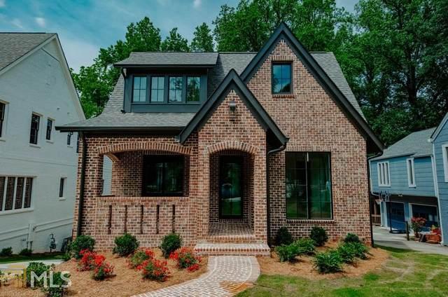 760 Ponce De Leon Terrace Ne, Atlanta, GA 30306 (MLS #8795160) :: Crown Realty Group