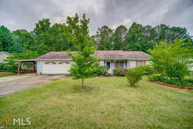 235 Laurel Way, Covington, GA 30016 (MLS #8795162) :: The Heyl Group at Keller Williams