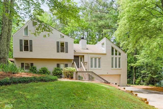3182 Holly Mill Run, Marietta, GA 30062 (MLS #8795183) :: Athens Georgia Homes