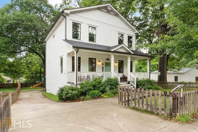 980 Rice Street Nw, Atlanta, GA 30318 (MLS #8795184) :: The Heyl Group at Keller Williams