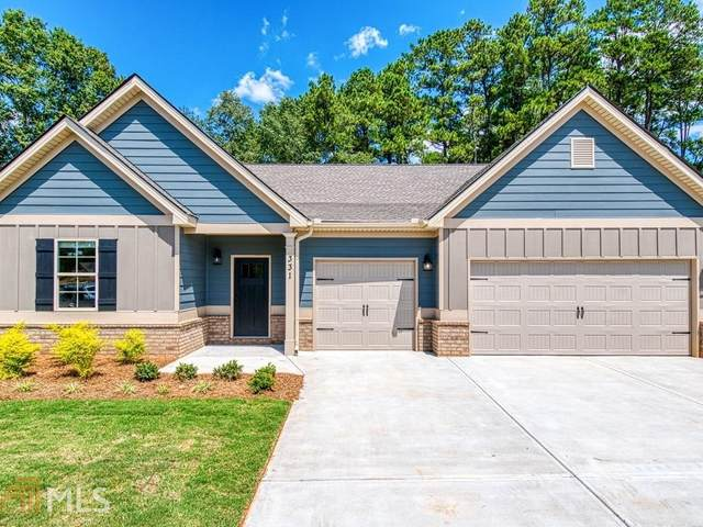 133 Annis Berrye Trce #15, Mcdonough, GA 30252 (MLS #8795193) :: The Durham Team