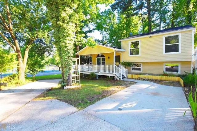 101 Hamilton Rd, Peachtree City, GA 30269 (MLS #8795210) :: Tim Stout and Associates