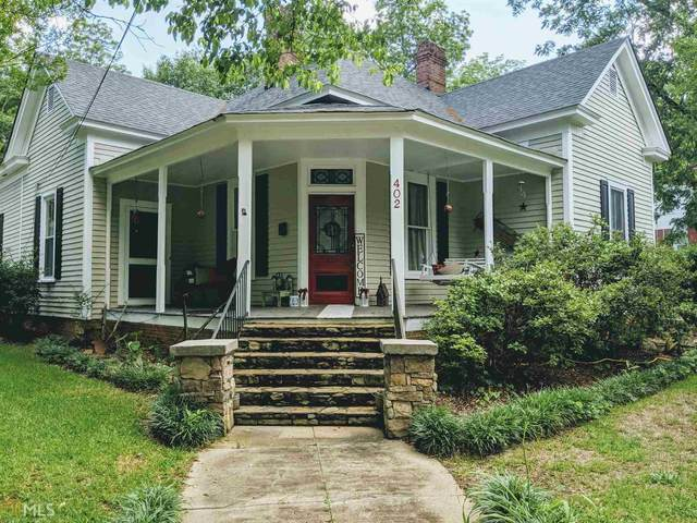 402 Zebulon St, Barnesville, GA 30204 (MLS #8795220) :: Tommy Allen Real Estate